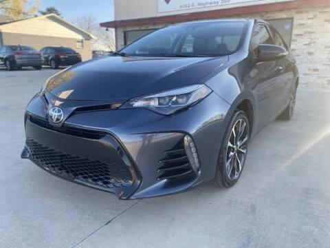 2017 Toyota Corolla for sale at Princeton Motors in Princeton TX