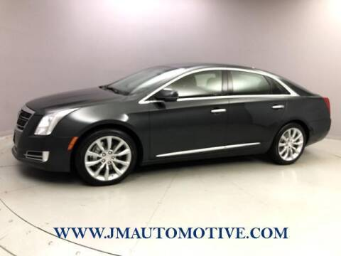 2016 Cadillac XTS for sale at J & M Automotive in Naugatuck CT