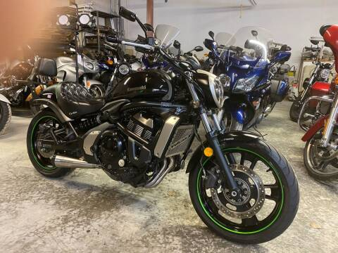 2015 Kawasaki Vulcan S ABS for sale at Kent Road Motorsports in Cornwall Bridge CT