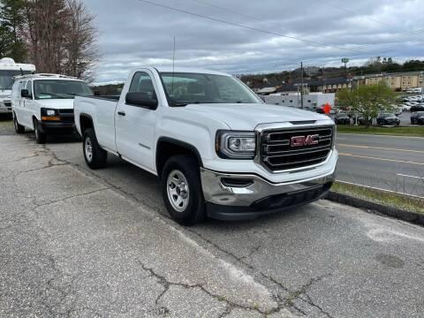 2018 GMC Sierra 1500 for sale at Hillside Motors Inc. in Hickory NC