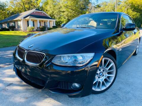 2012 BMW 3 Series for sale at Cobb Luxury Cars in Marietta GA