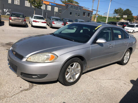 2006 Chevrolet Impala for sale at Sonny Gerber Auto Sales in Omaha NE