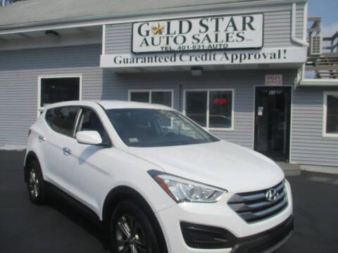 2015 Hyundai Santa Fe Sport for sale at Gold Star Auto Sales in Johnston RI