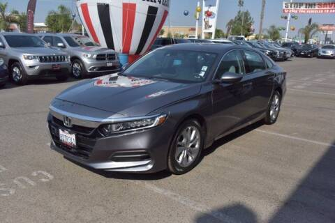 2018 Honda Accord for sale at Choice Motors in Merced CA