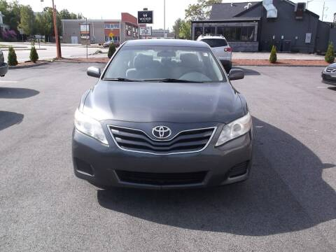 2010 Toyota Camry for sale at sharp auto center in Worcester MA