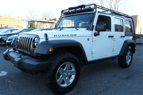 2010 Jeep Wrangler Unlimited for sale at AA Discount Auto Sales in Bergenfield NJ