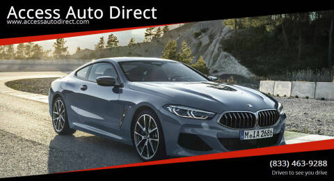2019 BMW 8 Series for sale at Access Auto Direct in Baldwin NY