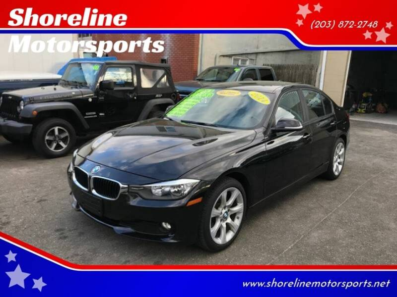 2014 BMW 3 Series for sale at Shoreline Motorsports in Waterbury CT