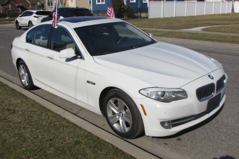 2013 BMW 5 Series for sale at First Choice Automobile in Uniondale NY