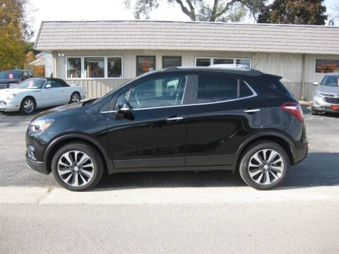 2019 Buick Encore for sale at Greens Motor Company in Forreston IL
