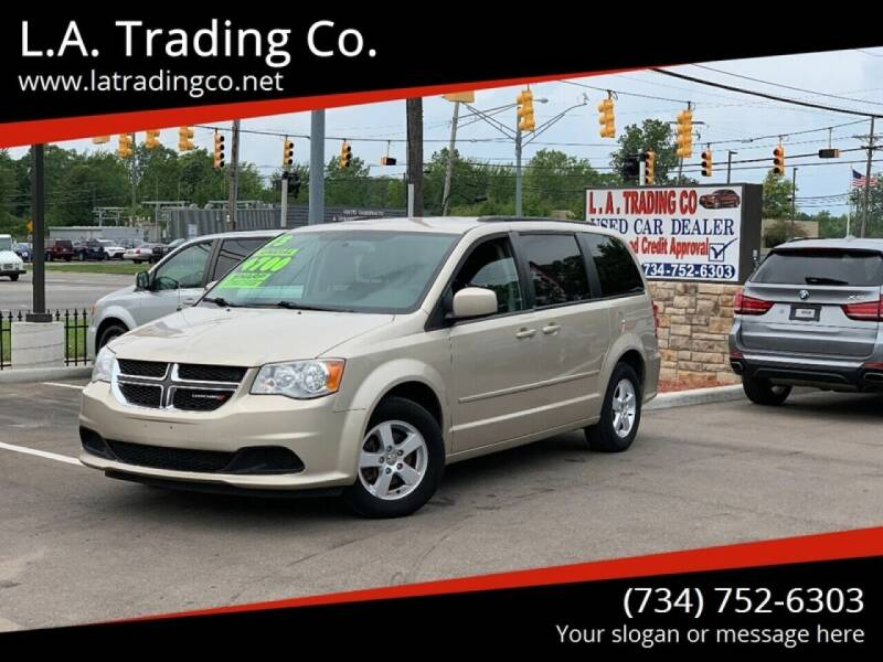 2013 Dodge Grand Caravan for sale at L.A. Trading Co. Woodhaven in Woodhaven MI