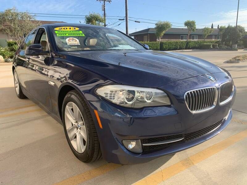 2013 BMW 5 Series for sale at Select Auto Wholesales in Glendora CA