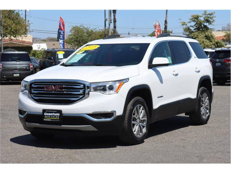 2018 GMC Acadia for sale in Santa Ana, CA