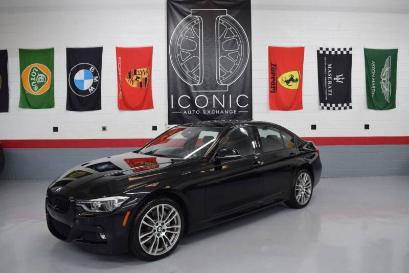2017 BMW 3 Series for sale at Iconic Auto Exchange in Concord NC