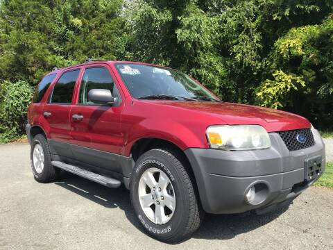 2006 Ford Escape for sale at Pristine AutoPlex in Burlington NC