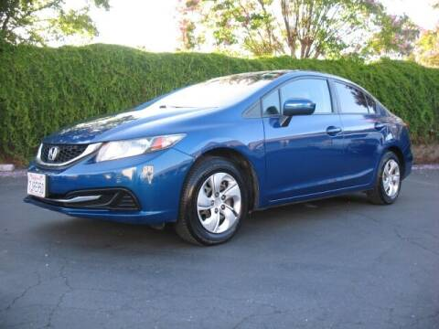 2015 Honda Civic for sale at Mrs. B's Auto Wholesale / Cash For Cars in Livermore CA