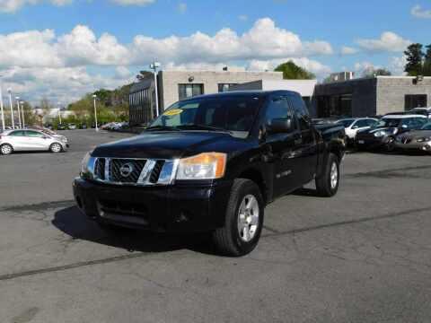 2009 Nissan Titan for sale at Paniagua Auto Mall in Dalton GA
