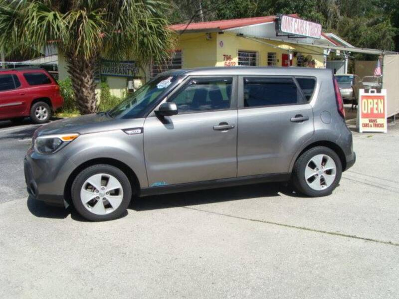 2016 Kia Soul for sale at VANS CARS AND TRUCKS in Brooksville FL