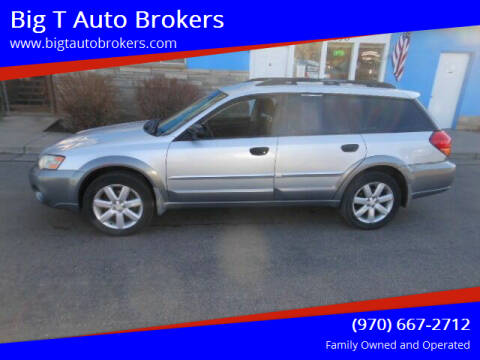 2006 Subaru Outback for sale at Big T Auto Brokers in Loveland CO