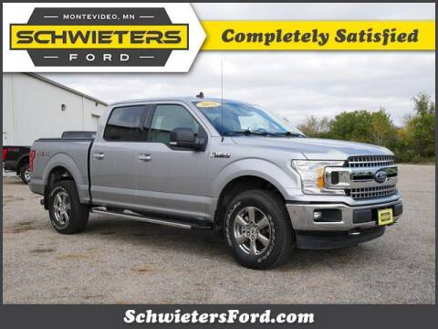 2020 Ford F-150 for sale at Schwieters Ford of Montevideo in Montevideo MN