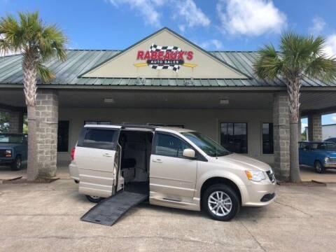 2014 Dodge Grand Caravan for sale at Rabeaux's Auto Sales in Lafayette LA