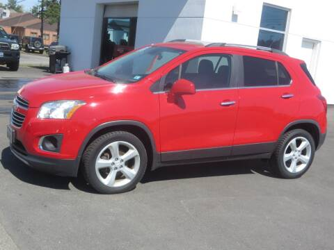 2015 Chevrolet Trax for sale at Price Auto Sales 2 in Concord NH