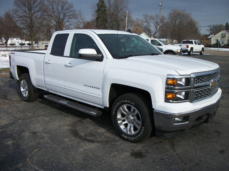 2015 Chevrolet Silverado 1500 for sale at USED CAR FACTORY in Janesville WI