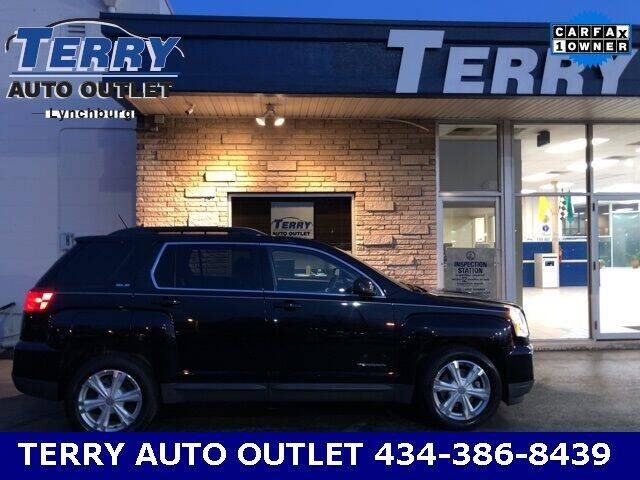 2017 GMC Terrain for sale at Terry Auto Outlet in Lynchburg VA