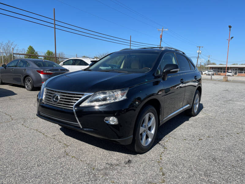 2014 Lexus RX 350 for sale at Signal Imports INC in Spartanburg SC