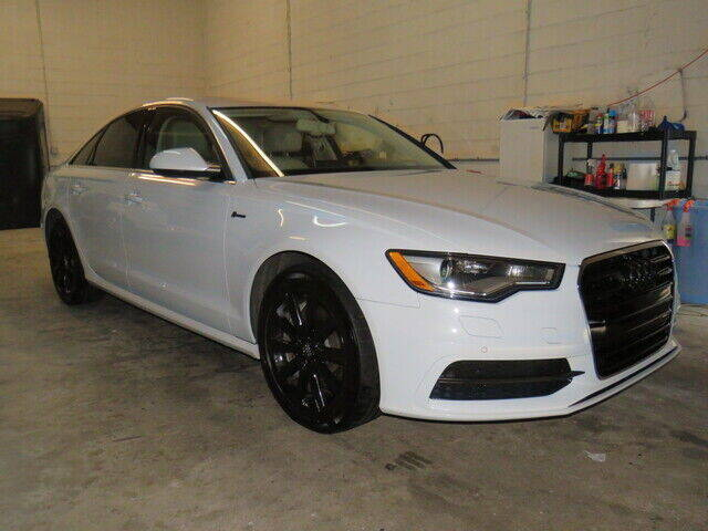 2012 Audi A6 for sale at Colbert's Auto Outlet in Hickory NC