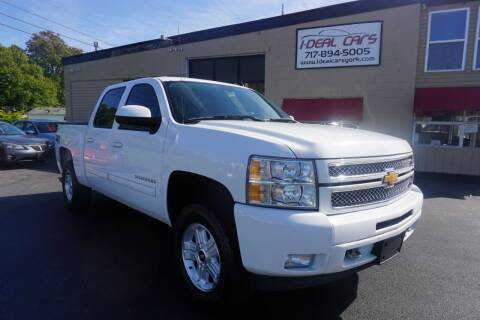 2013 Chevrolet Silverado 1500 for sale at I-Deal Cars LLC in York PA