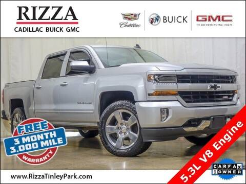 2018 Chevrolet Silverado 1500 for sale at Rizza Buick GMC Cadillac in Tinley Park IL