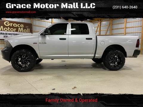 2017 RAM Ram Pickup 1500 for sale at Grace Motor Mall LLC in Traverse City MI