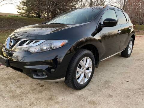 2014 Nissan Murano for sale at Western Star Auto Sales in Chicago IL