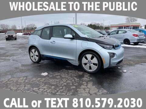 2014 BMW i3 for sale at LASCO FORD in Fenton MI