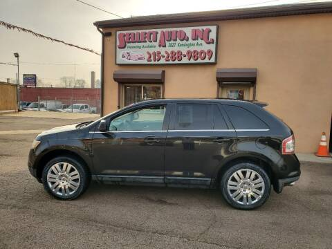 2010 Ford Edge for sale at SELLECT AUTO INC in Philadelphia PA