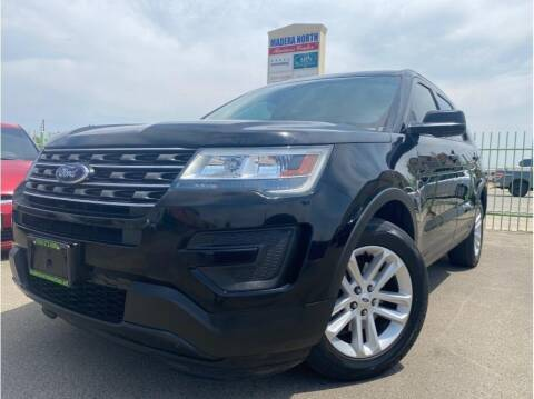 2016 Ford Explorer for sale at MADERA CAR CONNECTION in Madera CA