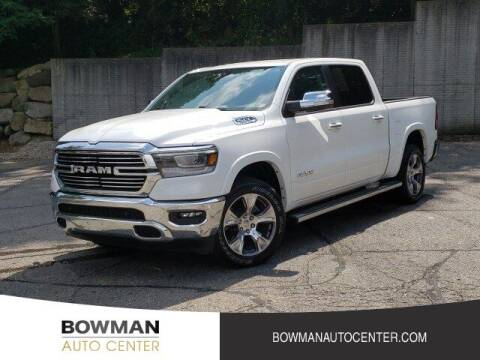 2021 RAM Ram Pickup 1500 for sale at Bowman Auto Center in Clarkston MI