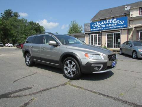 2015 Volvo XC70 for sale at Shuttles Auto Sales LLC in Hooksett NH