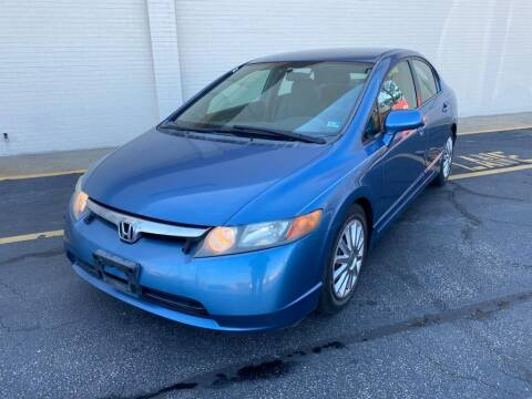2006 Honda Civic for sale at Carland Auto Sales INC. in Portsmouth VA
