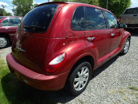 2007 Chrysler PT Cruiser for sale at English Autos in Grove City PA