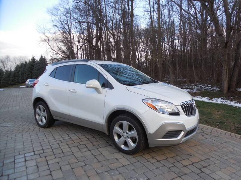 2015 Buick Encore for sale at Marsh Automotive in Ruffs Dale PA