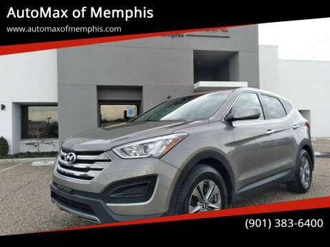 2016 Hyundai Santa Fe Sport for sale at AutoMax of Memphis - Darrell James in Memphis TN