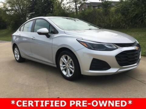 2019 Chevrolet Cruze for sale at MODERN AUTO CO in Washington MO