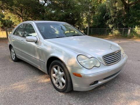 2004 Mercedes-Benz C-Class for sale at Next Autogas Auto Sales in Jacksonville FL