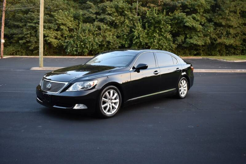 2009 Lexus LS 460 for sale at Alpha Motors in Knoxville TN