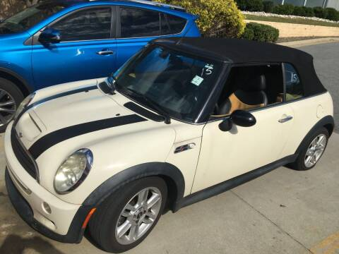 2006 MINI Cooper for sale at Mocks Auto in Kernersville NC