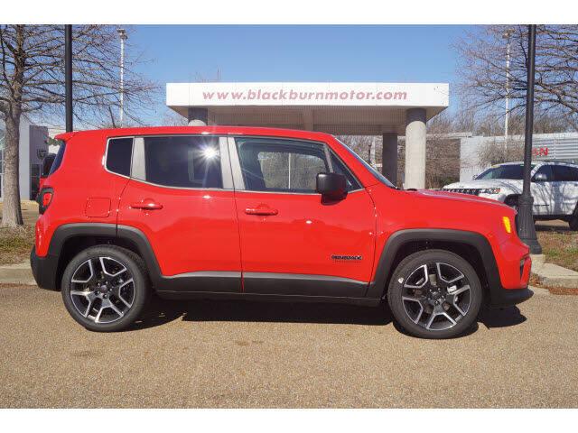 2021 Jeep Renegade for sale at BLACKBURN MOTOR CO in Vicksburg MS