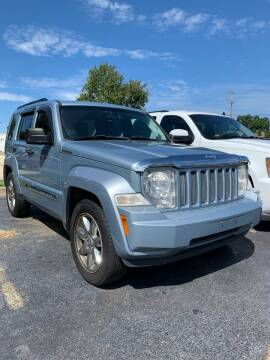 2012 Jeep Liberty for sale at City to City Auto Sales in Richmond VA