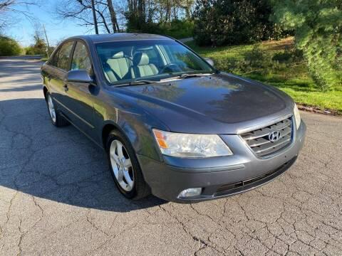 2009 Hyundai Sonata for sale at Speed Auto Mall in Greensboro NC